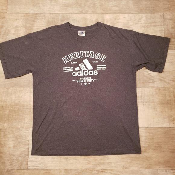 adidas Other - Adidas Men's size Large logo tee shirt